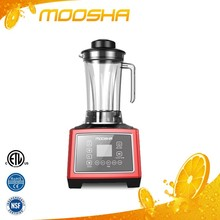 Stainless Steel Body Plastic Jar Blender Mixer