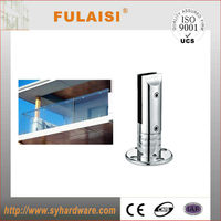 Balcony Glass Fence Stainless Steel Spigot Railing for Tempered Glass