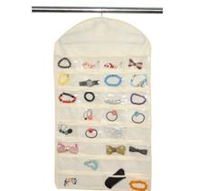 Wholesale foldable hanging jewelry organizer