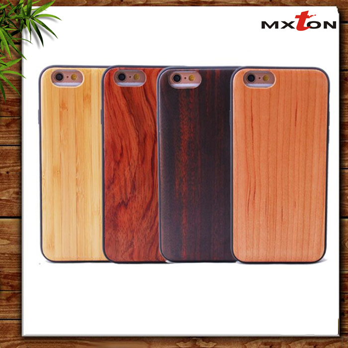 Top Quality Cell Phone Cover/2016 Best Selling Bamboo Case for iPhone 6/Custom Wooden Case Made in China