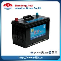 95D31L JIS Standard Maintenance Free Car Battery