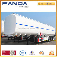 Pandamech Hot Sale 20ft 40ft Oil Tank Transport Tuck Trailer for sale