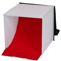 40cm/50cm/60cm Mini Foldable studio light box Square Lighting Tent