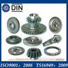 good quality spur gears on agricultural machines with certificates of ISO9001:2008