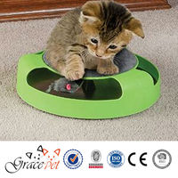 [Grace Pet] Dog Product Sisal Cat Toy Scratching Post Scratching Pad