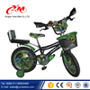 Exercise Bike for Kid with Good welding and Painting Kids Sports Bike with seat ,Pictures of Kids Bike 16 Inch