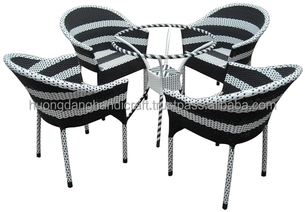 Living room furniture sofa, outdoor rattan furniture sofa- 100% handmade in Viet Nam