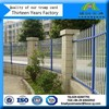 Powder Coated Black Aluminum Picket Fence (BV Certified Factory)