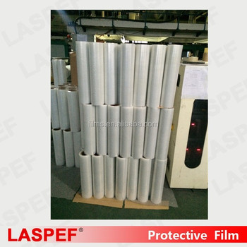 No Glue Resistance Protective Film,Sheet Matel PE Protective Film