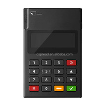 Mobile Mini Type Bluetooth EMV Credit Card Reader with NFC for IOS Android