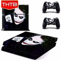 Factory wholesale Joker sticker for ps4 controller vinyl skin decal