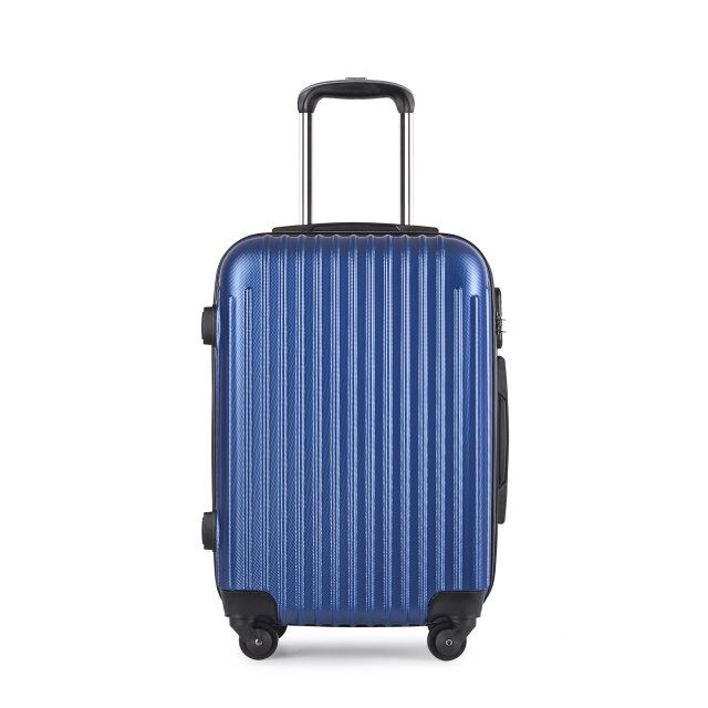 Travel trolley hard case/shell/luggage/bag ABS plastic
