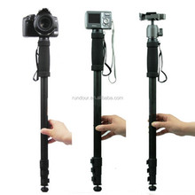 "Max 67"" Photo Lightweight Portable Monopod WT-1003 +Bag For Canon EOS Nikon DSLR"