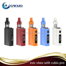 Joyetech eVic VTwo with CUBIS Pro kit Cacuq offer factory price fast shipping