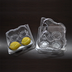 Plastic PET blister toy packaging chocolate blister tray clamshell packaging
