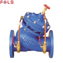 Hot-selling Piston type multifunctional pump control valve