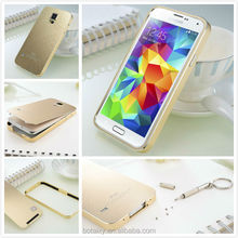 Premium Fancy Cell Phone Cover Case for samsung galaxy s5 , Aluminum Case for Galaxy S5