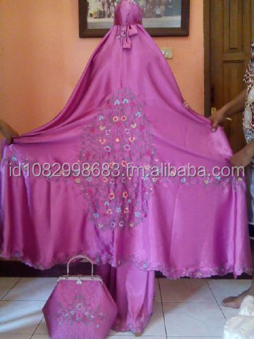 Abaya for Praying (mukena)