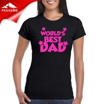Glow in the Dark Heat Transfer Vinyl Dad PU Heat Transfer