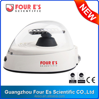 Portable laboratory tabletop mini centrifuge high safety click-on door cute design
