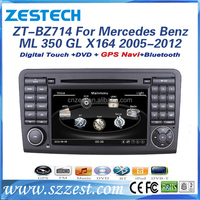 car dvd cd player for Mercedes Benz ML W164 GL X164 05-12 ML300 ML350 ML450 ML500 GL320 GL350 GL420 GL450 GL500