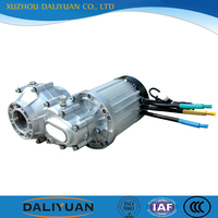 radial piston hydraulic motor brushless electric bicycle motor for tricycle