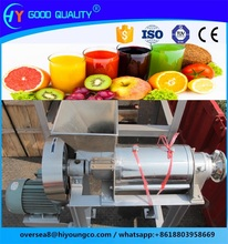 Best price commercial fruit juice making machine / mango fruit juicer extractor / mango pulp price