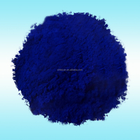 chemical powder iron oxide blue