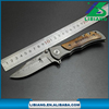 Exquisite Sharp 400C Damascus Folding Knife