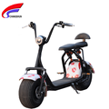 Cool Citicoco Halley Electric Motorcycle with Lithium Battery 50km run distance