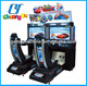 Luxury double outrun - midnight maximum tune 3dx+ game machine