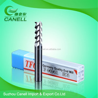 3flutes Carbide end mill for aluminum