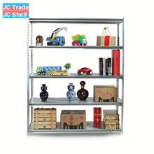 Auto Parts Steel Outside Rivets Boltless Storage Rack