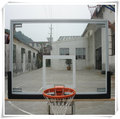 FIBA standard basketball glass basketball equipment facilities