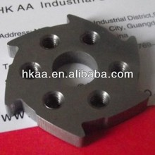 Custom black Wheel Ratchet Wheel Gear,Casting ratchet wheel,spare parts ratchet wheel for printing machine