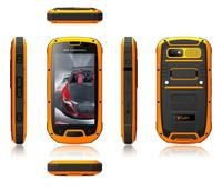 "QUAD CORE 4.3""ANDROID SMART MOBILE PHONE ,GPS,AGPS , PTTand NFC optional S09 waterproof gsm cell phone"