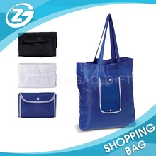 Strong RipStop Nylon Folding Bag with Pouch Water Proof Polyester Foldable Bag