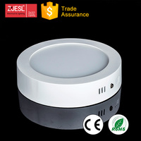 Home etc.surface mounted round 12w Led Panel Light
