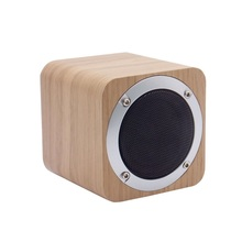 Top 10 mini portable best wireless oak wood audio bluetooth speaker