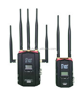 Broadcast HD Link 300m 5GHz Wireless Video Camera Transmitter and Receiver