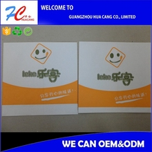 customized kraft food paper bag make by machine