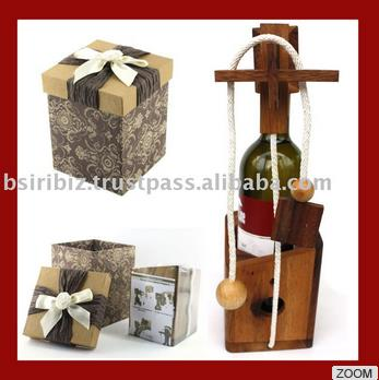 High Quality Promotional item wine bottle