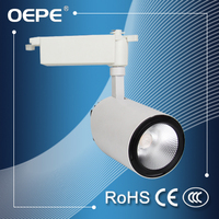 Residential Lighting Led Track Light Aluminium