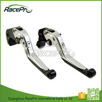 Aftermarket CNC adjustable brake and clutch levers for Yamaha YZF R1