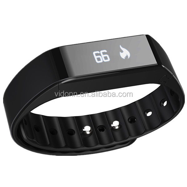 Smart Bracelet Waterproof Bluetooth Pedometer Tracking Sleep Monitor Smart Wristband smart watch oem Bracelet
