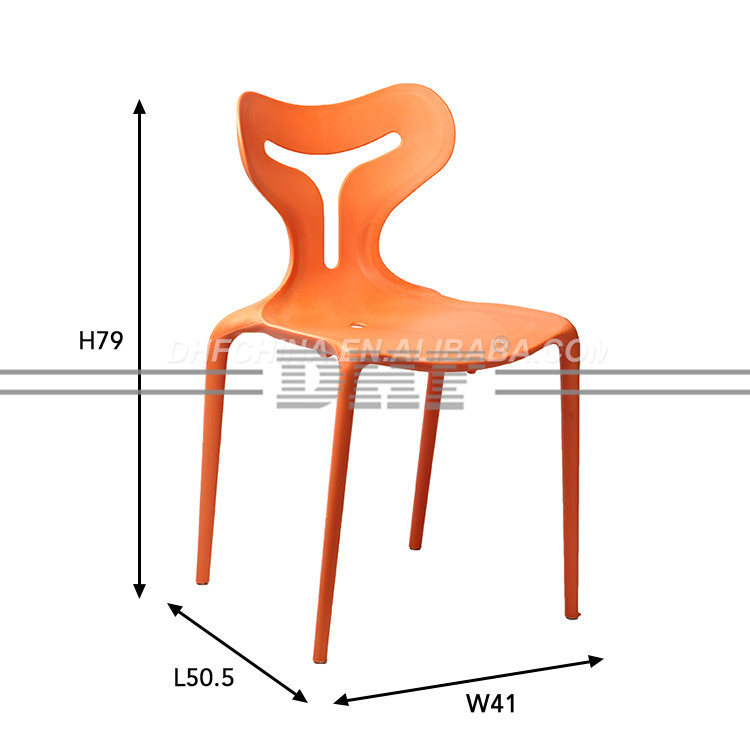 Durable Using High Quality Sex Furniture Plastic Chair