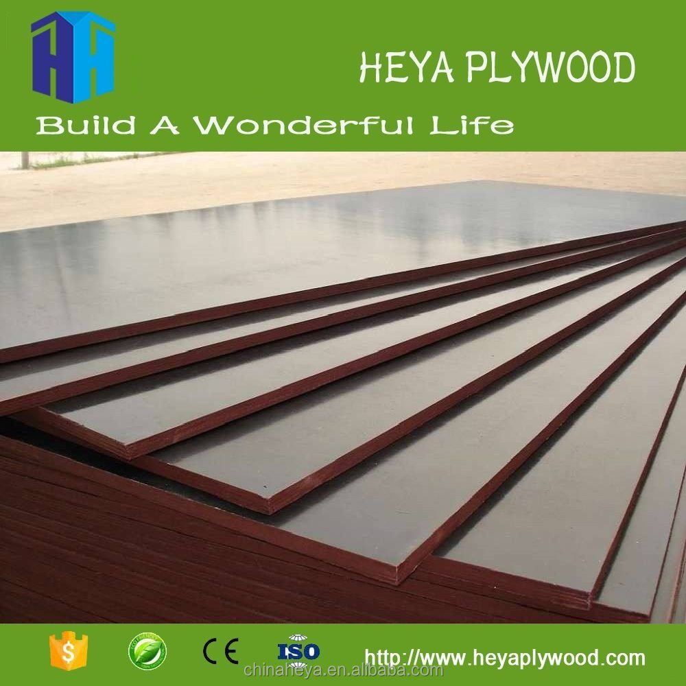 Cheap laminate 18mm Malaysia marine plywood price lowest for sale