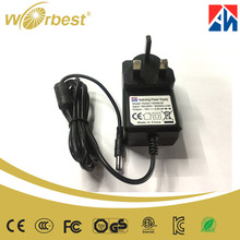 High Quality 220Vac 12Vdc 2000mA Wall Adapter