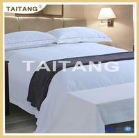 2017 luxury design white hotel linen bedding manufacturers usa