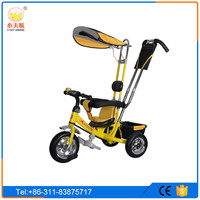 2016 hot selling tricycle for kids 1-6 years/children ride on bike baby tricycle